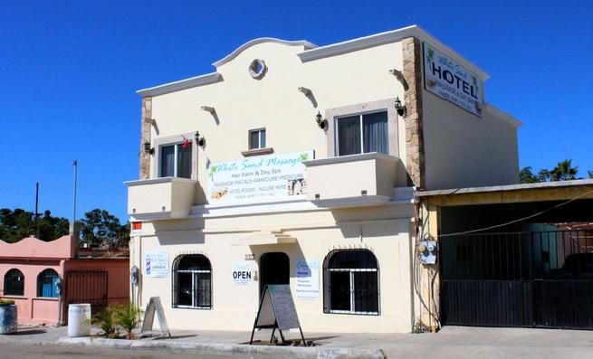 White Sand Hotel, Massage, Hair Salon and Day Spa!