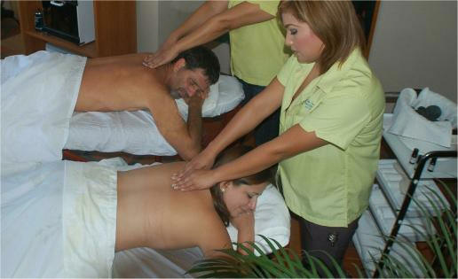 Relax at White Sand Massage!